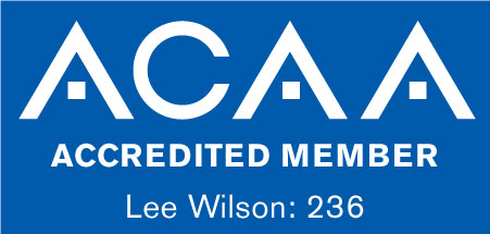 ACAA Membership Logo Accredited 236 Lee Wilson
